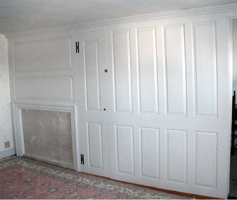 how to the paneled wall decorchick! - HD1311×1103