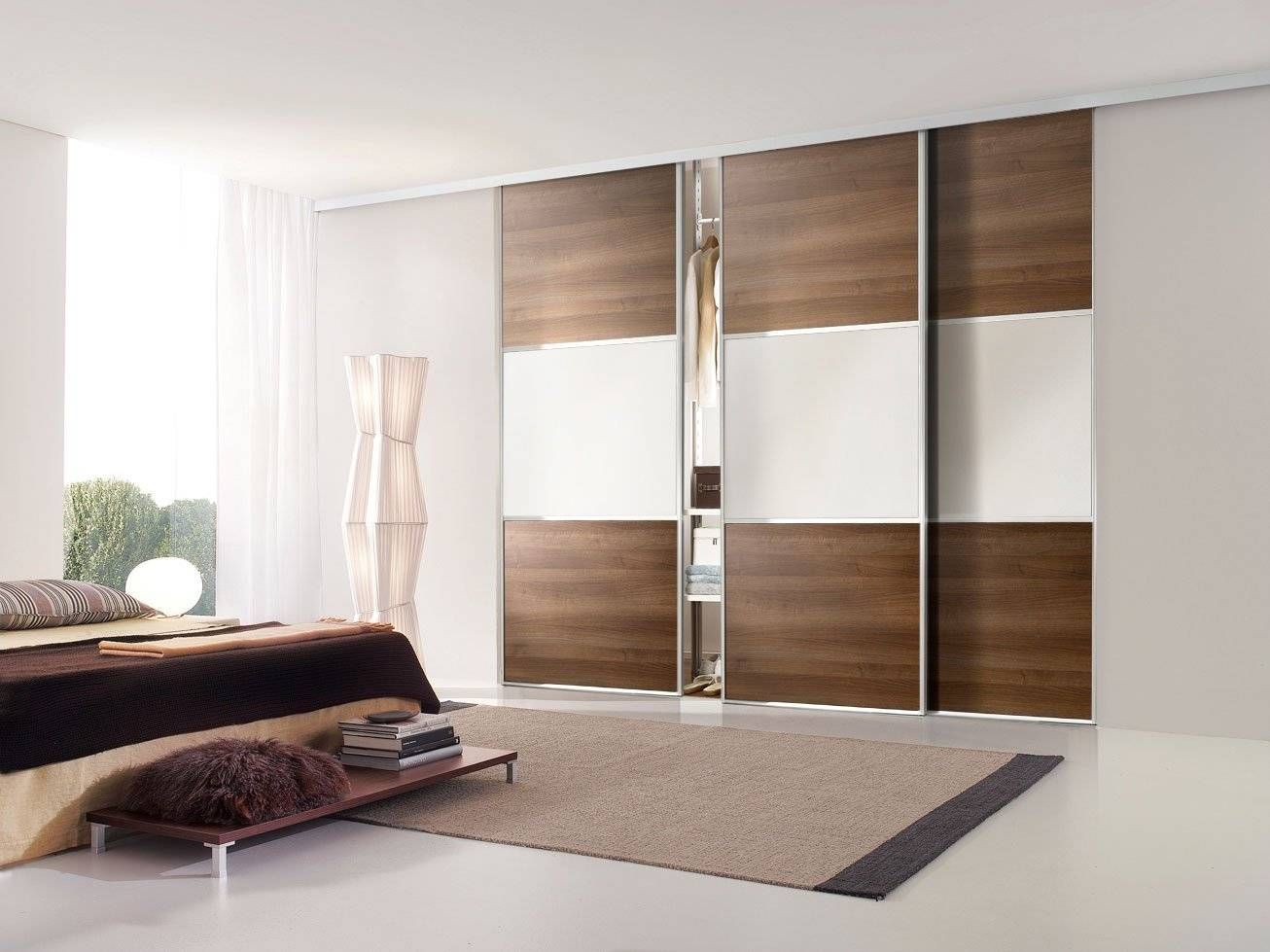 White interior sliding barn doors - Ray Dolap Ankara Raydolap Modelleri S 252 Rg 252 L 252 Dolap Giysi Dolab